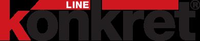 KonkretLine – Producator gard beton prefabricat Retina Logo