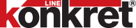 KonkretLine – Producator gard beton prefabricat Logo