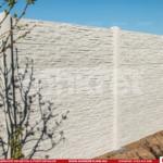 Gard beton prefabricat - Konkret Line