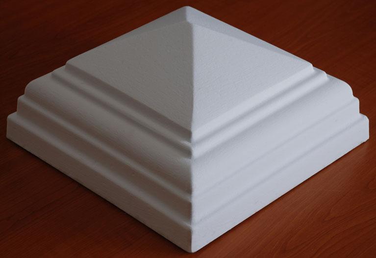 Capac conic inalt - Capac stalp beton