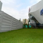 Panou K3 - Gard beton prefabricat - Carrefour - MegaMall