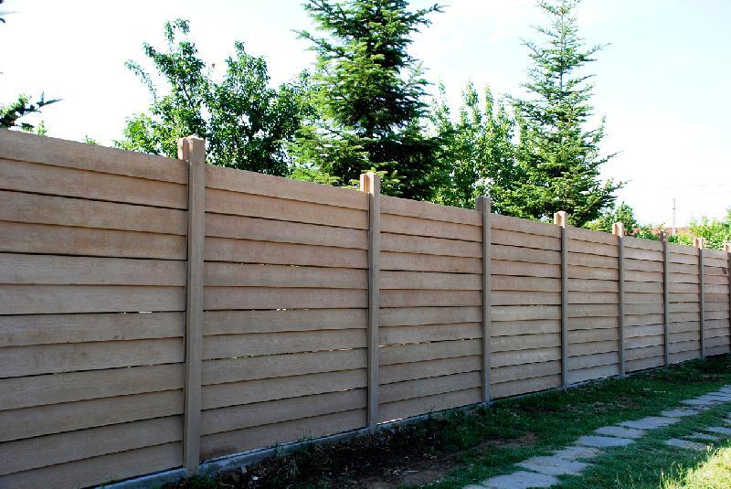 Gard beton imprejmuit pret ieftin