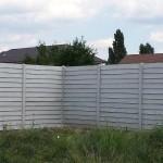 Panou K4 - Gard beton prefabricat