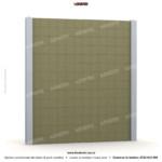 Gard Modern Line // Model K09 - Square
