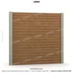 Gard Modern Line // Model KR3 - Stone Strips