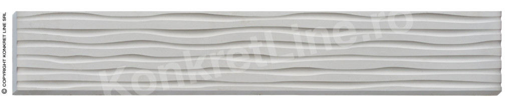 Gard modern K011