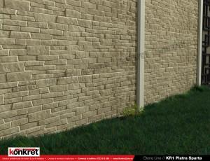 Stone Line // Model KR1 - Piatra sparta