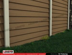 Wood Line // Model K4 - Timberlap