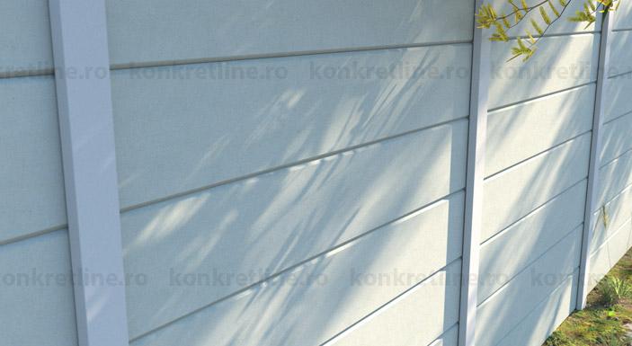 gard prefabricat din beton