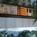 Gard prefabricat - Model K05