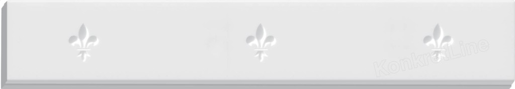 3 Fleur-de-lis (KV402) Premium